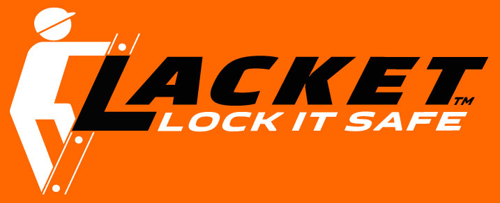 The Lacket - Lock Your Ladder Safe